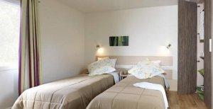 Cottage Vivario  PMR chambre location