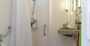 Cottage Vivario  PMR salle d'eau location