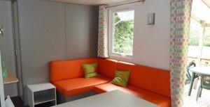 Cottage Confort Famille coin séjour location