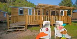 Cottage Suite Privilège exterieur location
