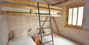 Safari Lodge chambre lits superposé location