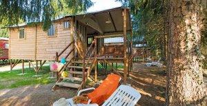 Safari Lodge exterieur location